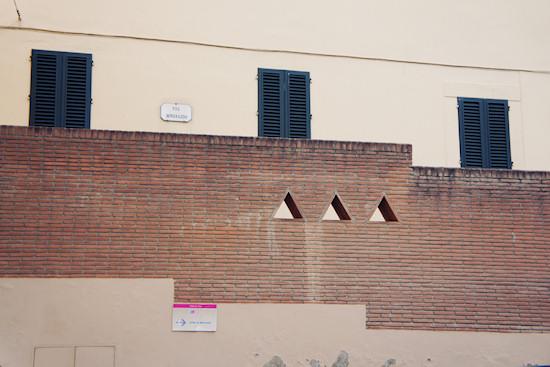 Vinci, Italy: Via Bonifazio