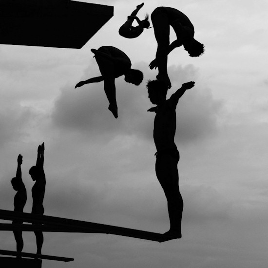 World Swimming Championships 2011 Shanghai by Adam Pretty, World Press Photo 2012