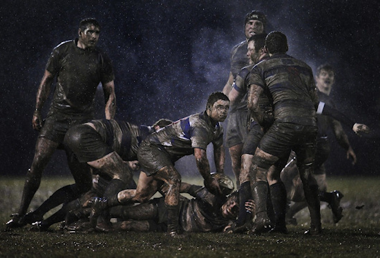 Rugby Scrum Half by Ray McManus, World Press Photo 2012