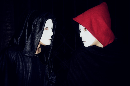 Sith Lords with masks