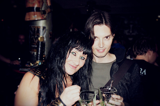 Xena and Viki