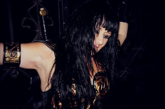 Xena Zellich as Xena