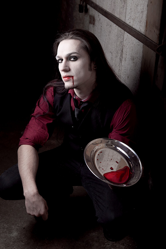 Ancalime Vampire Fantasy Photo: Model Erwin