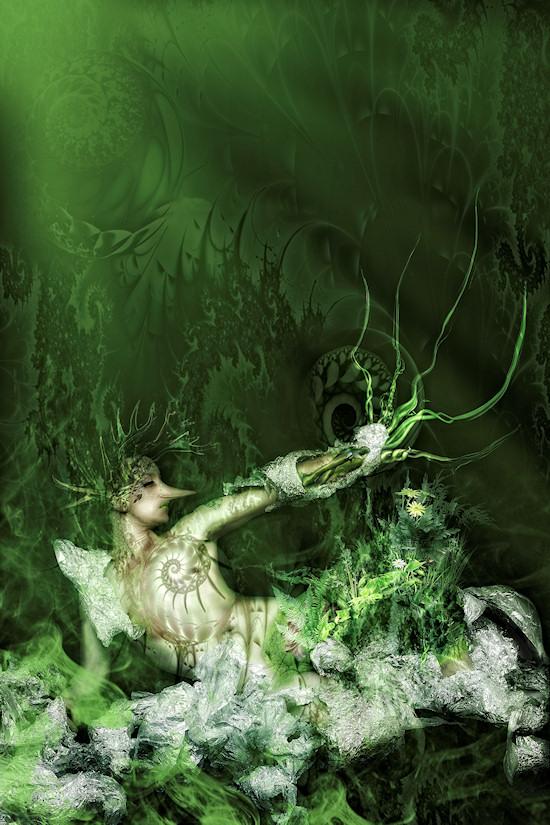 Ancalime Fantasy Photo: Model Leon