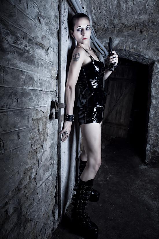 Ancalime Vampire Fantasy Photo: Model Illumanti