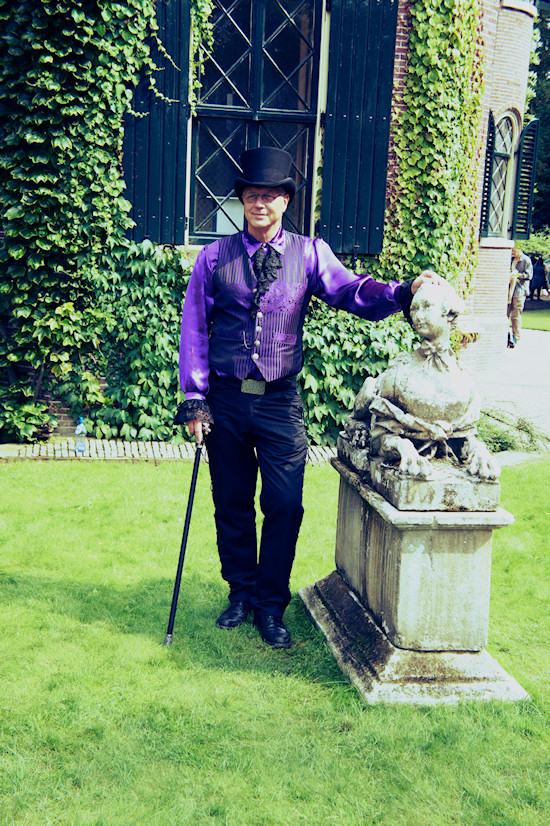 Fantasy Outift Victorian Suit @ Castlefest