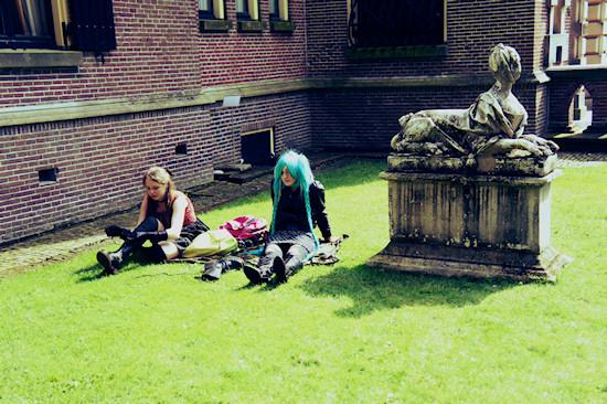 Fantasy Outift Girls @ Castlefest