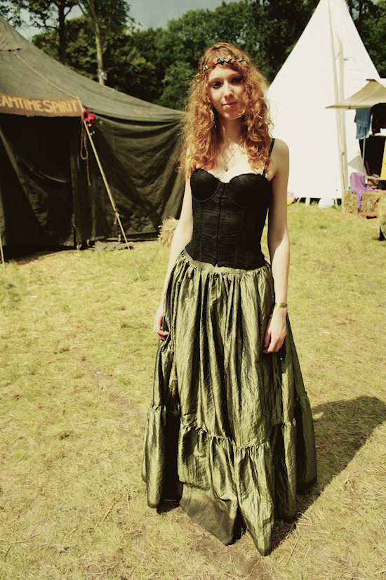 Castlefest 2012 Fantasy Outfit