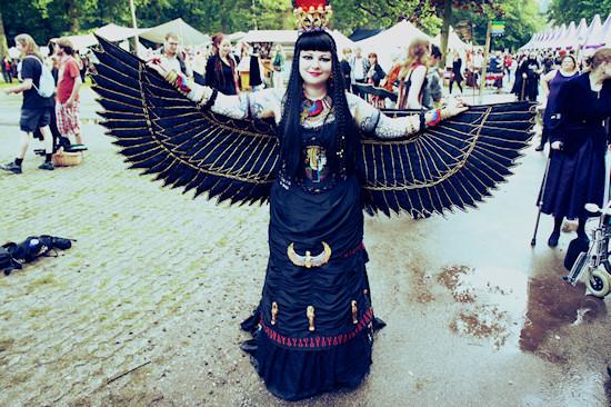 Castlefest 2012 Fantasy Outfit