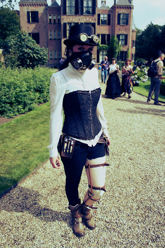 Castlefest Steampunk Outfit