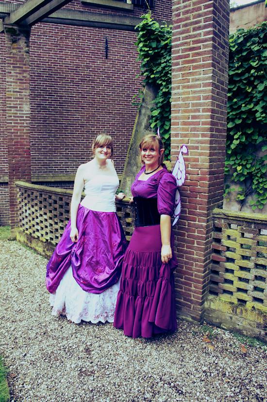 Castlefest Fantasy Outfit