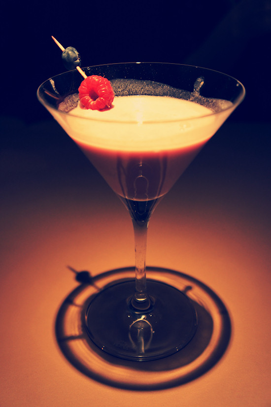Berry Cream Cocktail @ Joma Bar Wien