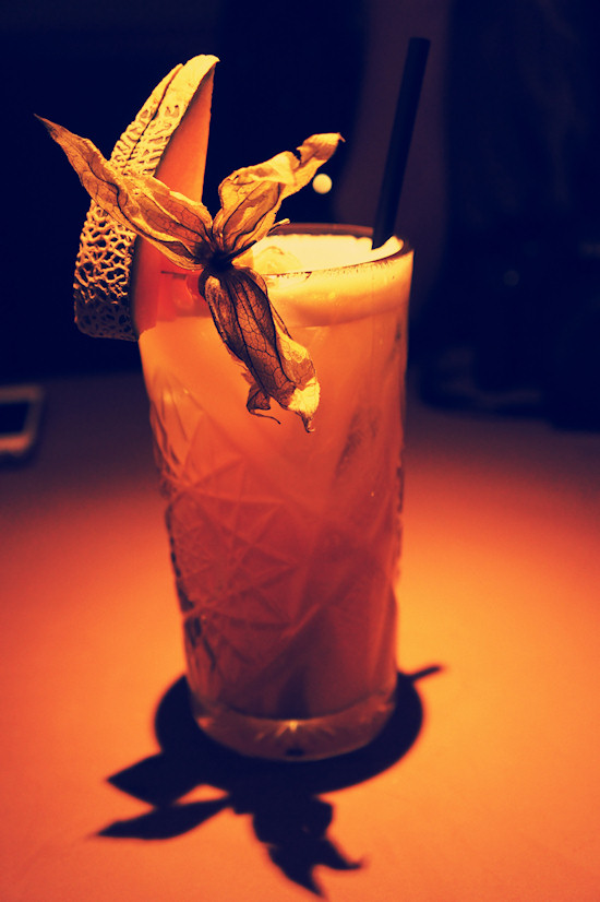 Graparita Cocktail @ Joma Bar Wien