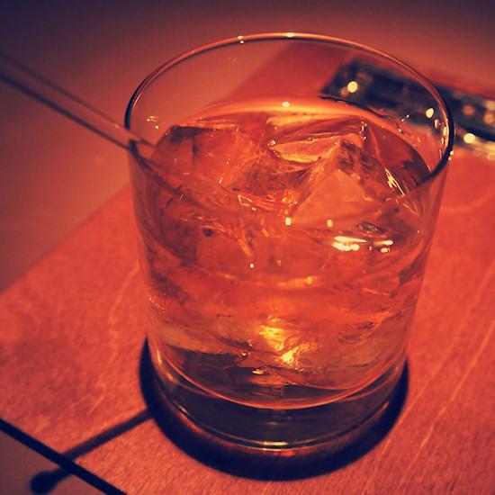 Padovani Whiskey Cocktail @ Joma Bar Wien