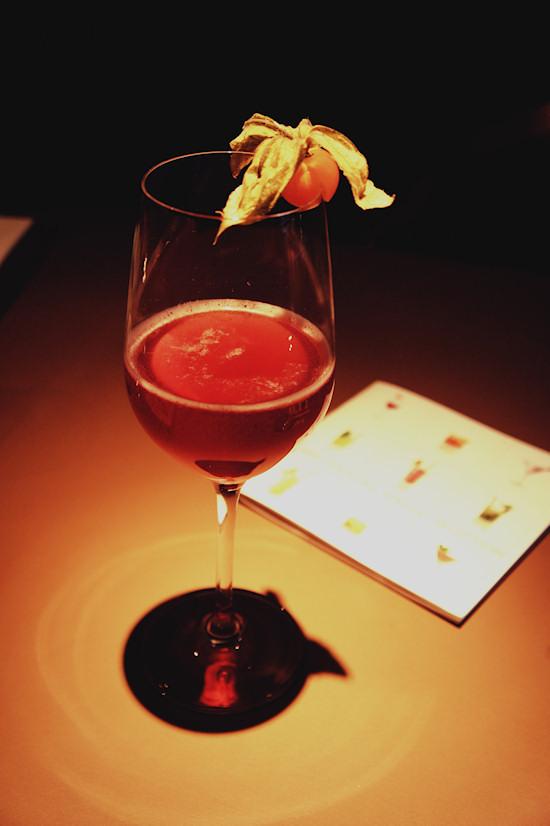New Kir Cocktail @ Joma Bar Wien