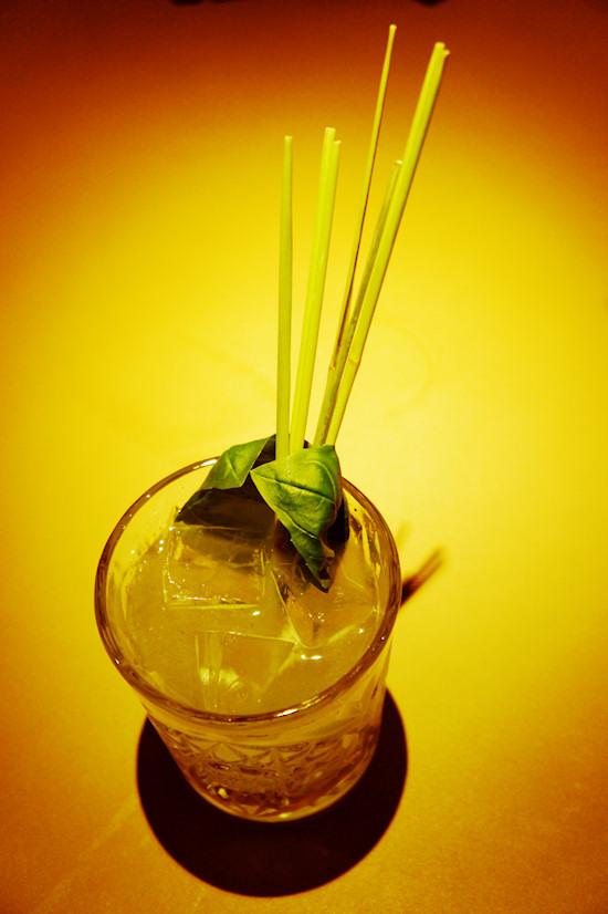 Gin Basil Cocktail @ Joma Bar Wien