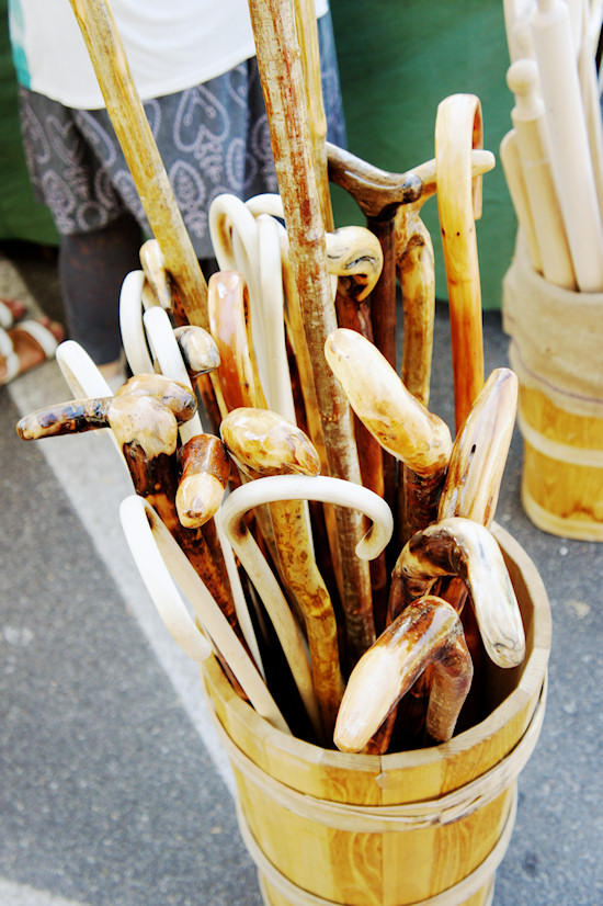 Wooden Canes
