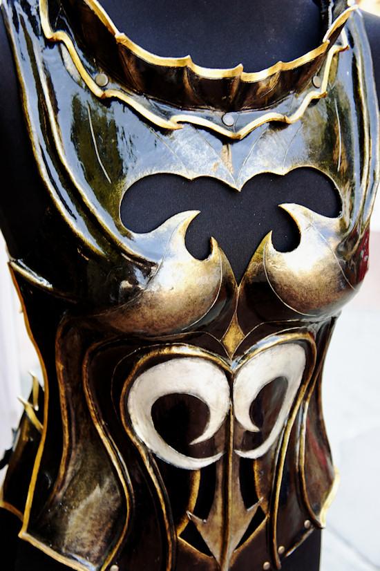 Xenalicious Female Body Armor. Xena Fantasy Style.