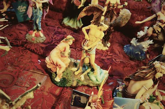 Cupid Arrow's Fairy Statue