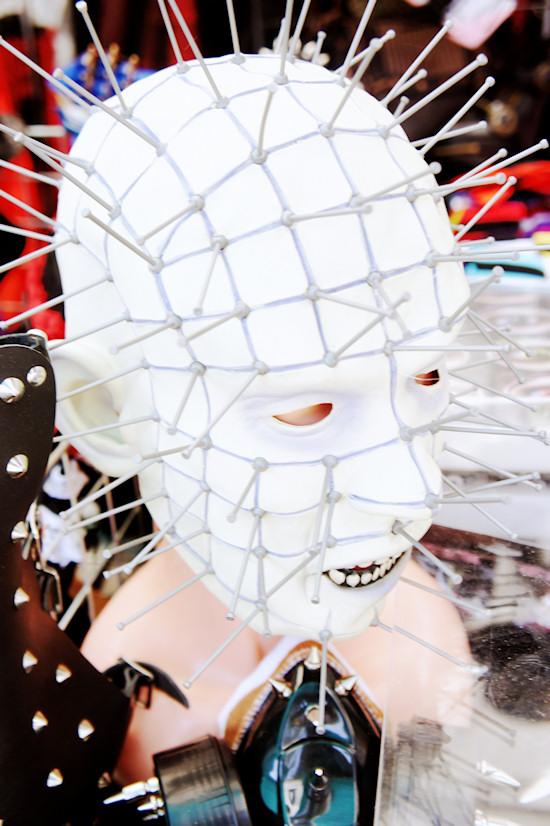 Nail Head Mask