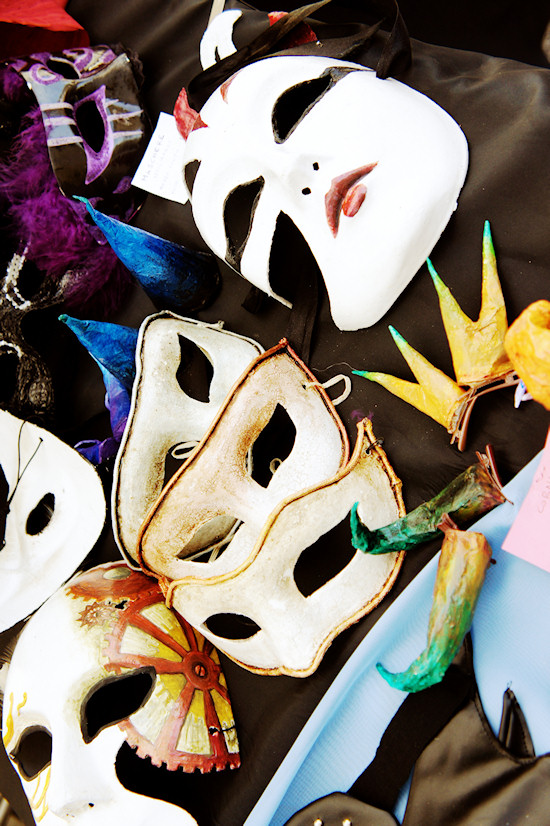 Masquerade Fantasy Masks