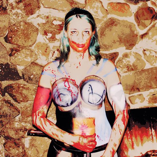 Game of Thrones Body Painting. Model Diana Barbieri. Body Painter Marco Dominici @ Unicorn Festival 2013 Festa dell'Unicorno