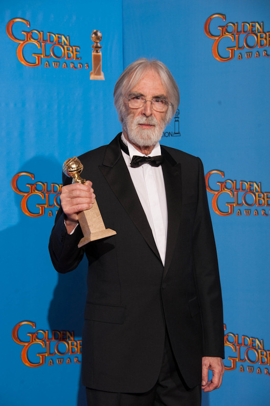 Golden Globes 2013: Michael Haneke