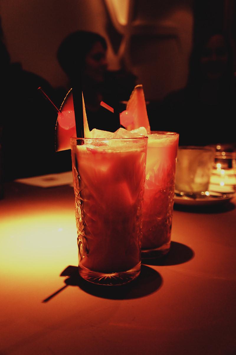 Vodka Exotic Cocktails...