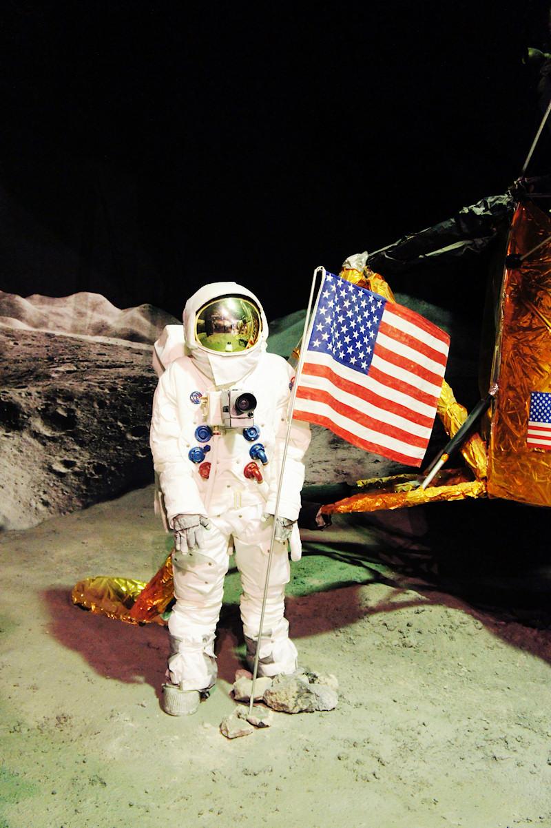 Moon Landing @ Space Expo Noordwijk, the Netherlands