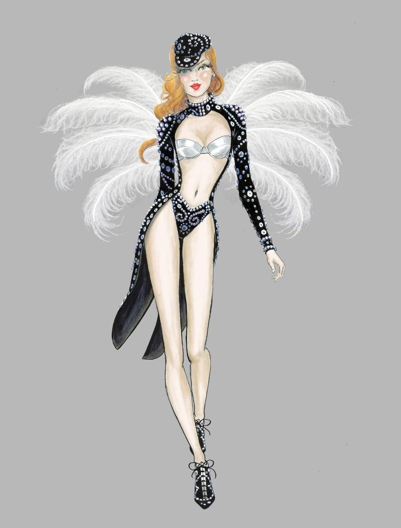 s secret fashion illustration s secret fashion show 2013 viki secrets