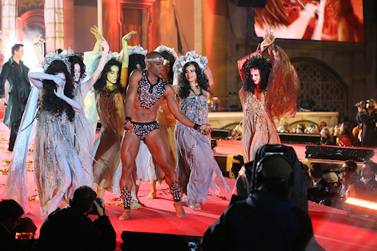 Life Ball 2013: 1,001 Nights Style