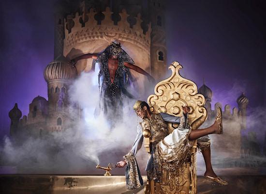 Life Ball 2013 Style Bible: Aladdin & The Genie In The Lamp // Arabian Nights