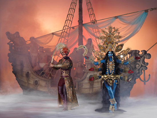 Life Ball 2013 Style Bible: Sinbad the Sailor // Arabian Nights