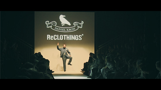 Reclothing Super Mario: ReClothings Fashion Show @ Vienna Fashion Week 2012