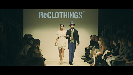 ReClothings Fashion Show @ Vienna Fashion Week 2012