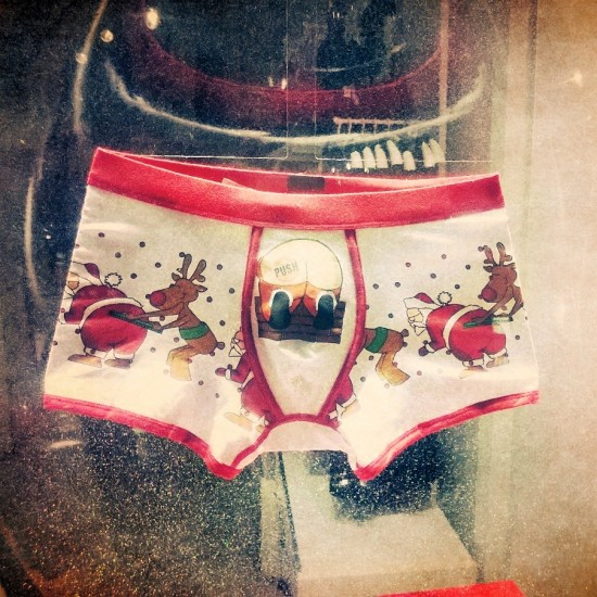Santa Claus Kinky Briefs by Intimissimi
