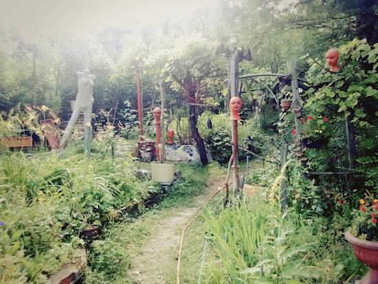 Secret Garden Kahlenberg Wien