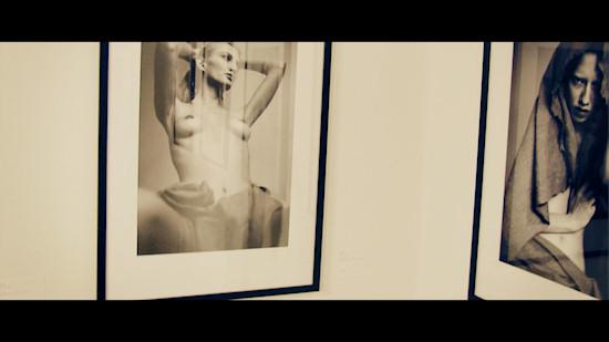 """Nude Art Exhibition """"ohne"""" @ Vienna Fashion Week 2013"""