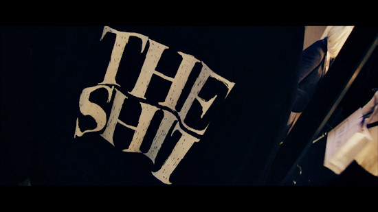 The Shit Shop T-Shirt by Bonnie Strange @ Vienna Fashion Week 2013