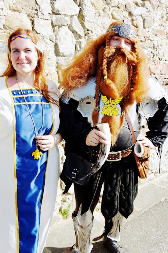 Dwarf @ Unicorn Festival 2012 / Festa dell'Unicorno / Vinci