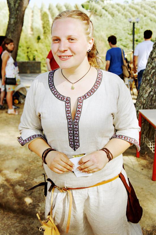 Silvia of the Tortures @ Unicorn Festival 2012 / Festa dell'Unicorno / Vinci