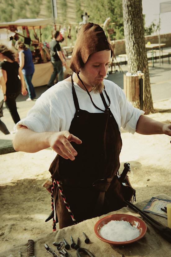 Cristian of The Torturers @ Unicorn Festival 2012 / Festa dell'Unicorno / Vinci