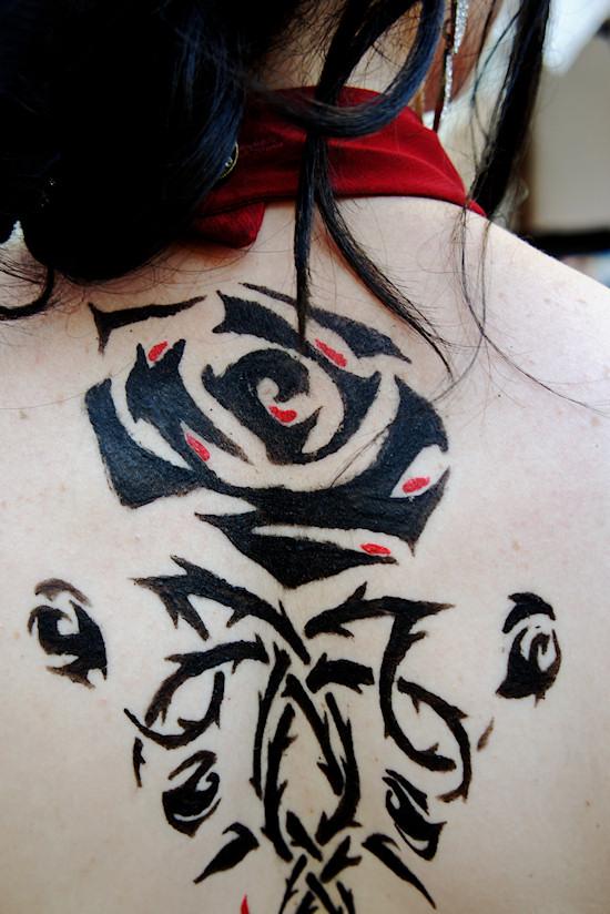 Rose Tattoo @ Unicorn Festival 2012 / Festa dell'Unicorno / Vinci