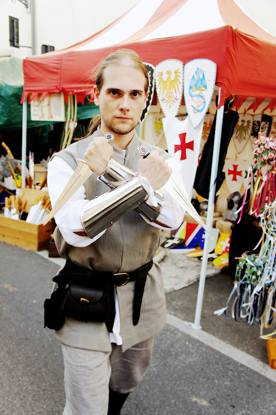 Noble Knight @ Unicorn Festival 2012 / Festa dell'Unicorno / Vinci