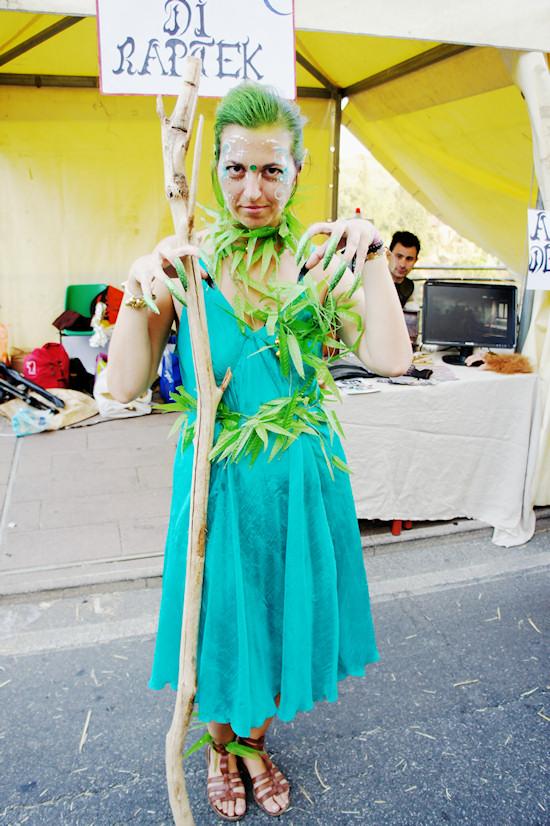 Fantasy outfit @ Unicorn Festival 2012 / Festa dell'Unicorno / Vinci