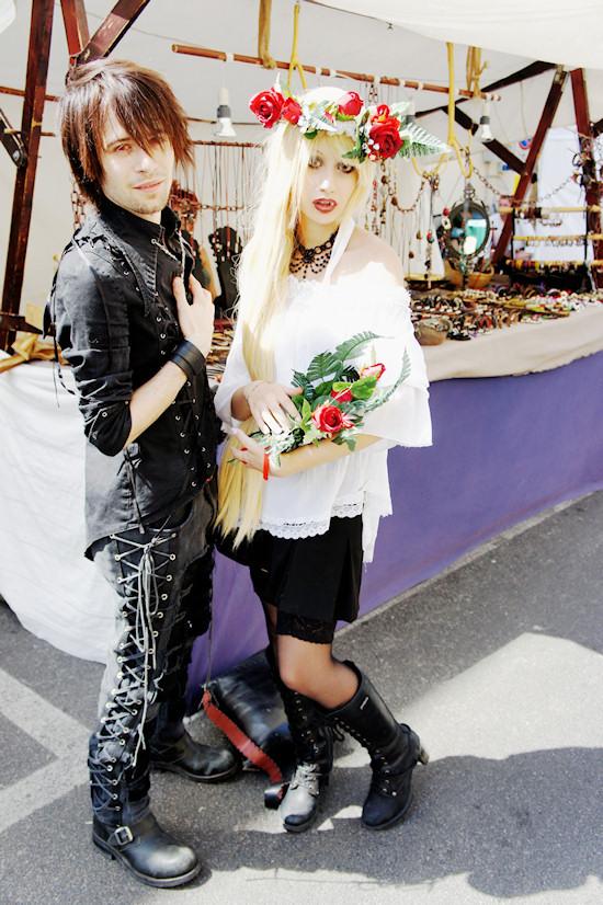 Cute Vampires @ Unicorn Festival 2012 / Festa dell'Unicorno / Vinci