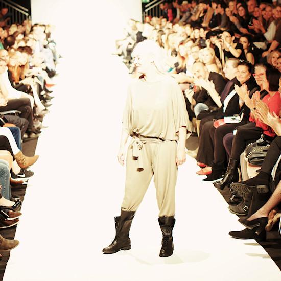 Zigi Mueller-Matyas @ Urban Fashion Night by Mario Soldo. Vienna Fashion Week 2013.