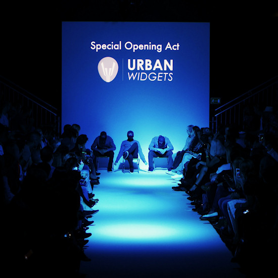 Urban Widgets @ Urban Fashion Night by Mario Soldo. Vienna Fashion Week 2013.