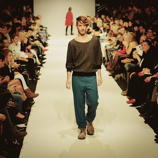 Urban Fashion Night by Mario Soldo. Vienna Fashion Week 2013.