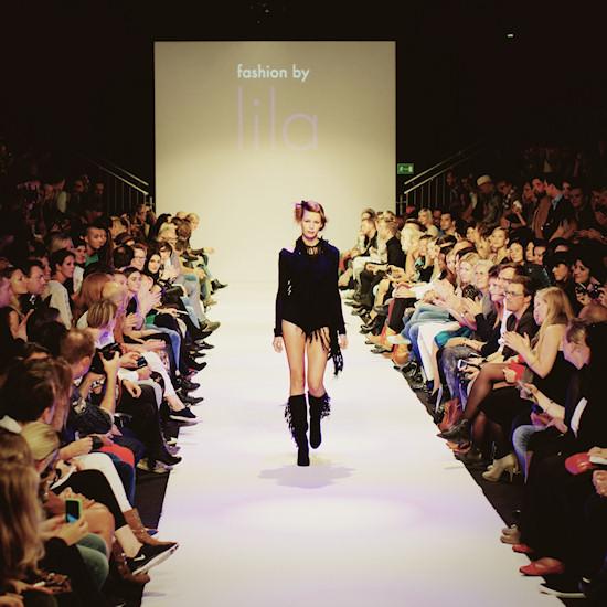 Alexandra Bossanyi @ Urban Fashion Night by Mario Soldo. Vienna Fashion Week 2013.